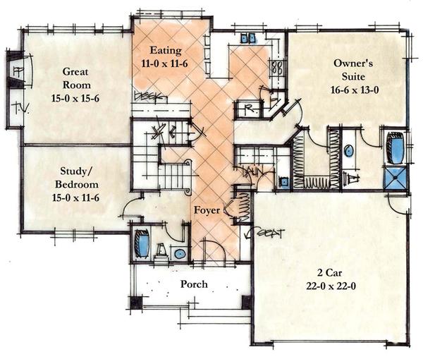 Lifetime Series Homes by Mueller Homes, Inc.