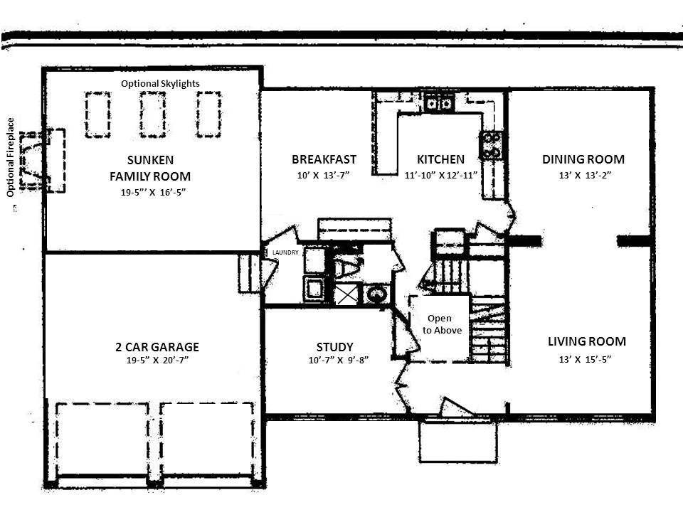 Lifetime Series Homes By Mueller Homes Inc