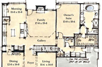 select home plan and options